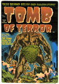 Golden Age (1938-1955):Horror, Tomb of Terror #1 (Harvey, 1952) Condition: VG/FN....