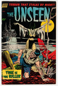 Golden Age (1938-1955):Horror, The Unseen #7 (Standard, 1952) Condition: FN....