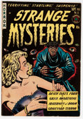 Golden Age (1938-1955):Horror, Strange Mysteries #13 (Superior, 1953)....