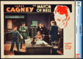 "Movie Posters:Crime, The Mayor of Hell (Warner Brothers, 1933). CGC Graded Lobby Card(11"" X 14"").. ..."