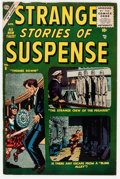 Silver Age (1956-1969):Horror, Strange Stories of Suspense #8 (Atlas, 1956) Condition: FN/VF....