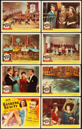 """Movie Posters:Musical, Bathing Beauty (MGM, 1944). Lobby Card Set of 8 (11"""" X 14"""").. ... (Total: 8 Items)"""