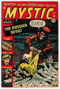 Golden Age (1938-1955):Horror, Mystic #18 (Atlas, 1953) Condition: FN....