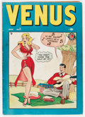 Golden Age (1938-1955):Romance, Venus #5 (Timely, 1949) Condition: VG+....