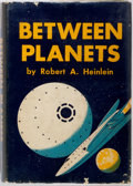 Books:Science Fiction & Fantasy, Robert A. Heinlein. Between Planets. New York: Scribners, 1951. First edition, first printing, first state dust jack...