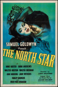 "Movie Posters:War, The North Star (RKO, 1943). One Sheet (27"" X 41""). War.. ..."