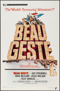 "Movie Posters:Adventure, Beau Geste (Universal, 1966). One Sheet (27"" X 41""). Adventure....."