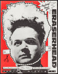 "Movie Posters:Fantasy, Eraserhead (Libra Films, R-1980s). Promotional Mask (11"" X 14"").Fantasy.. ..."