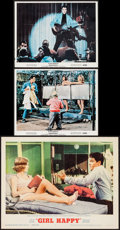 """Movie Posters:Elvis Presley, Roustabout & Other Lot (Paramount, 1964). Color Photos (2) (8""""X 10"""") & Lobby Card (11"""" X 14""""). Elvis Presley.. ... (Total: 3Items)"""