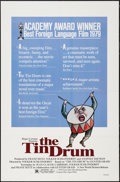 """Movie Posters:Foreign, The Tin Drum (New World, 1980). One Sheet (27"""" X 41"""") Academy Award Style. Foreign.. ..."""