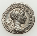 Ancients:Roman Imperial, Ancients: Severus Alexander (AD 222-235). AR denarius (3.43 gm)....