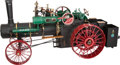 Paintings, LIVE STEAM SCALE MODEL CASE 25 HP STEAM TRACTOR. 18 x 40 x 10 inches (45.7 x 101.6 x 25.4 cm). Finely built and detailed ope...