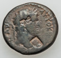 Ancients:Judaea, Ancients: JUDAEA CAPTA. Local issues. Domitian (AD 81-96). Æ 21mm(8.37 gm)....