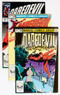 Modern Age (1980-Present):Superhero, Daredevil Box Lot (Marvel, 1980s-2000s) Condition: AverageVF/NM....
