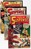 Silver Age (1956-1969):Superhero, Tales of Suspense Group (Marvel, 1963-64) Condition: Average VG/FN.... (Total: 6 Comic Books)