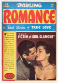 Golden Age (1938-1955):Romance, Darling Romance #6 (MLJ, 1950) Condition: FN/VF....