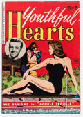 Golden Age (1938-1955):Romance, Youthful Hearts #2 (Youthful Magazines, 1952) Condition: FN....