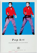 "Books:Art & Architecture, [American Heritage]. Jose Pierre. Pop Art Paintings-Sculptures. New York: Tudor Publishing, 1971. First edition. 4"" ..."