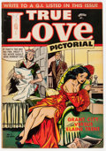 Golden Age (1938-1955):Romance, True Love Pictorial #2 (St. John, 1953) Condition: VG....