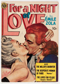 Golden Age (1938-1955):Romance, For a Night of Love #nn (Avon, 1951) Condition: FN....