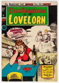 Golden Age (1938-1955):Romance, Confessions of the Lovelorn #53 (ACG, 1954) Condition: FN....