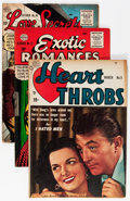 Golden Age (1938-1955):Romance, Quality Comics Golden Age Romance Group (Quality, 1940s-'50s)Condition: Average FN.... (Total: 30 Comic Books)
