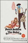 "Movie Posters:Comedy, The Bobo (Warner Brothers-Seven Arts, 1967). One Sheet (27"" X 41""). Comedy.. ..."