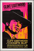 """Movie Posters:Crime, Coogan's Bluff (Universal, 1968). One Sheet (27"""" X 41""""). Crime....."""