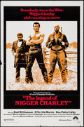 "Movie Posters:Blaxploitation, The Legend of Nigger Charley (Paramount, 1972). One Sheet (27"" X 41""). Blaxploitation.. ..."