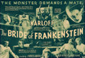"Movie Posters:Horror, The Bride of Frankenstein (Universal, 1935). Herald (7"" X 9.5"")....."