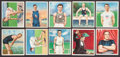 Olympic Cards:General, 1910-12 T218 Mecca/Hassan Athletes, Golfers, Boxers, Billiards,Etc. Collection (89). ...