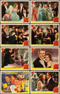 """Movie Posters:Musical, I Married an Angel (MGM, 1942). Lobby Card Set of 8 (11"""" X 14"""").. ... (Total: 8 Items)"""