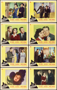 """The Unseen (Paramount, 1944). Lobby Card Set of 8 (11"""" X 14""""). ... (Total: 8 Items)"""