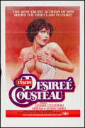 """Movie Posters:Adult, Inside Desiree Cousteau (Gail, 1979). One Sheet (25"""" X 38""""). Adult.. ..."""
