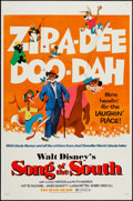 "Movie Posters:Animation, Song of the South (Buena Vista, R-1972). One Sheet (27"" X 41""). Animation.. ..."