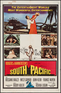 """Movie Posters:Musical, South Pacific (20th Century Fox, 1959). One Sheet (27"""" X 41""""). Musical.. ..."""