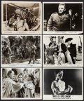 Movie Posters:Adventure, The African Queen & Others Lot (United Artists, 1952). Photos(65) (Various Sizes). Adventure.. ... (Total: 65 Items)