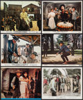 Movie Posters:Western, The Good, the Bad and the Ugly & Others Lot (United Artists, 1968). Photos (98) (Various Sizes). Western.. ... (Total: 98 Items)