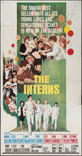 "Movie Posters:Drama, The Interns & Others Lot (Columbia, 1962). Three Sheets (4) (41"" X 79"") & One Sheets (86) (27"" X 41"") Styles A, B, & C. Dram... (Total: 90 Items)"