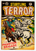 Golden Age (1938-1955):Horror, Startling Terror Tales #8 (Star Publications, 1954) Condition:FN-....