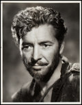 "Movie Posters:Adventure, Ronald Colman in If I Were King by William Walling (Paramount,1938). Portrait Photo (10"" X 13"").. ..."