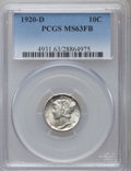 Mercury Dimes: , 1920-D 10C MS63 Full Bands PCGS. PCGS Population (79/159). NGCCensus: (27/83). Mintage: 19,171,000. Numismedia Wsl. Price ...