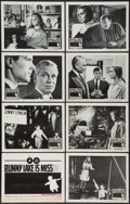 """Movie Posters:Mystery, Bunny Lake is Missing (Columbia, 1965). Lobby Card Set of 8 (11"""" X14""""). Mystery.. ... (Total: 8 Items)"""