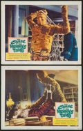 "Movie Posters:Horror, The Curse of the Mummy's Tomb (Columbia, 1964). Lobby Cards (2) (11"" X 14""). Horror.. ... (Total: 2 Items)"