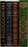 Books:Literature 1900-up, [Arthur Koestler, Mary McCarthy, C.P. Snow, Bruce Catton]. Group ofFour Signed Editions. Franklin Center: Franklin Library,... (Total:4 Items)