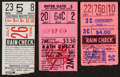 Baseball Collectibles:Tickets, 1956-68 New York Yankees Ticket Stub. ...