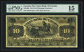 Canadian Currency: , Winnipeg- MB The Union Bank of Canada $10 July 1, 1912 Ch. #730-16-06 . ...