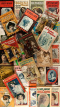 Books:Mystery & Detective Fiction, Group of Thirty Mass Market Adventure Paperbacks. Ca. early 20thcentury. Most from either New Eagle series or Adventure ser...(Total: 30 Items)