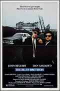 "Movie Posters:Comedy, The Blues Brothers (Universal, 1980). One Sheet (27"" X 41"") Flat Folded. Comedy.. ..."