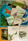 Books:Natural History Books & Prints, [Birds]. Group of Thirteen Books Related to Birds. Various publishers, primarily late twentieth century. Most quartos. Illus... (Total: 13 Items)